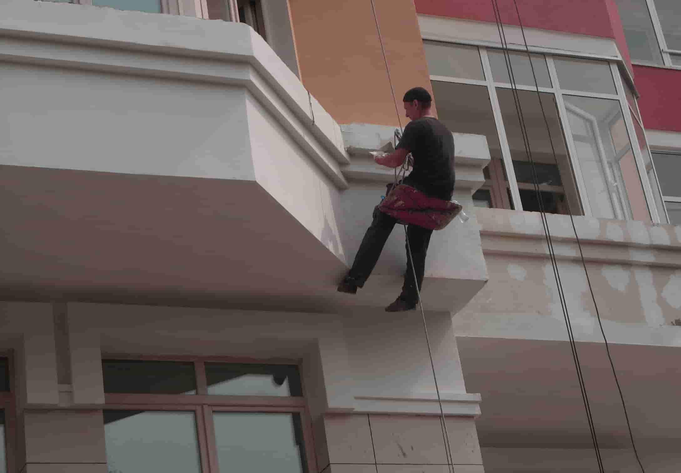 Промышленный альпинизм учебные центры в москве