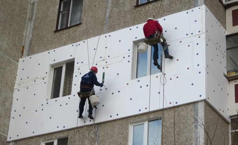 Услуги промышленных альпинистов в сургуте